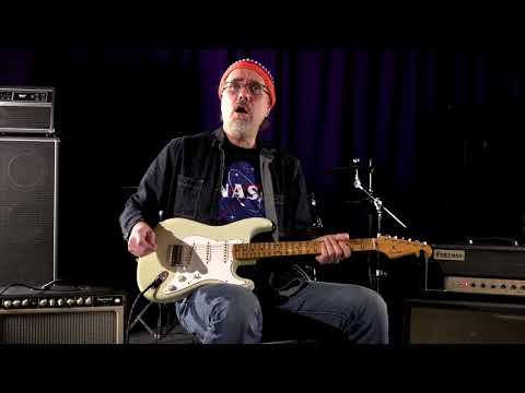Fender Custom Shop 2018 Limited Custom Collection Tomatillo Stratocaster  •  SN: CZ533458