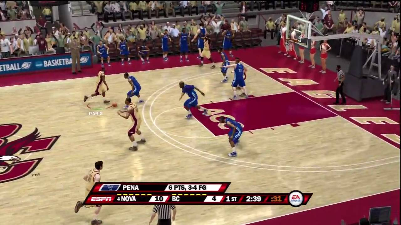 Ncaa Basketball 09 Ps3 Review