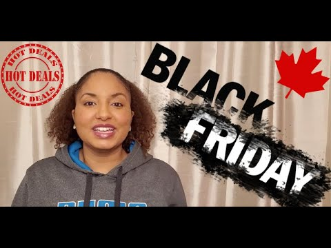 My 2019 Black Friday Deals - Canadian Extreme Couponing