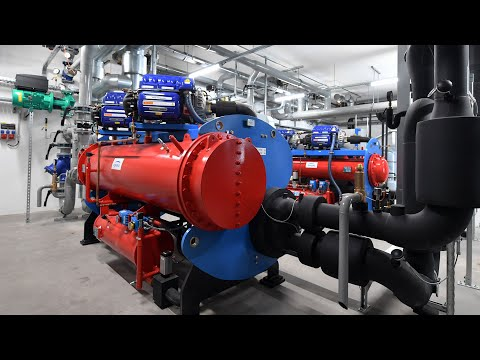 Innovative Contracting-Project of EnBW – The Energy Network Centre in Waldbronn