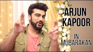 Arjun kapoor on his double-role in mubarakan & why anil kapoor ate all the food