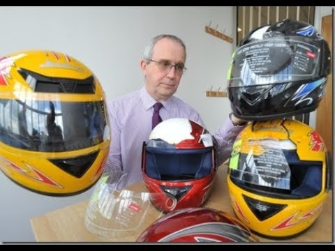 Why wearing a Chinese helmet could kill you: CHEAP & FAKE