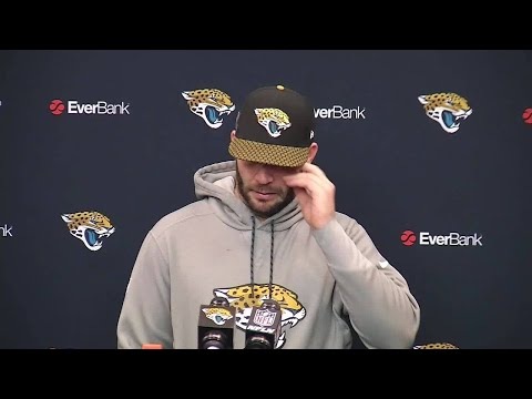 Uncut Blake Bortles Bills post-game interview