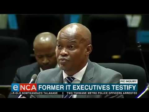 Former IT executives testify