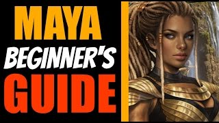 MAYA Beginner's Guide - Killer Instinct - All You Need To Know!