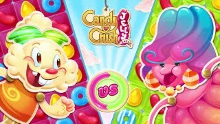 Candy Crush Jelly Saga - New Features Explained