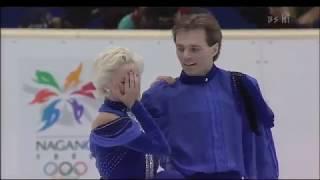 Oksana Grishuk/Evgeni Platov, Free Dances 1994&1998, OG