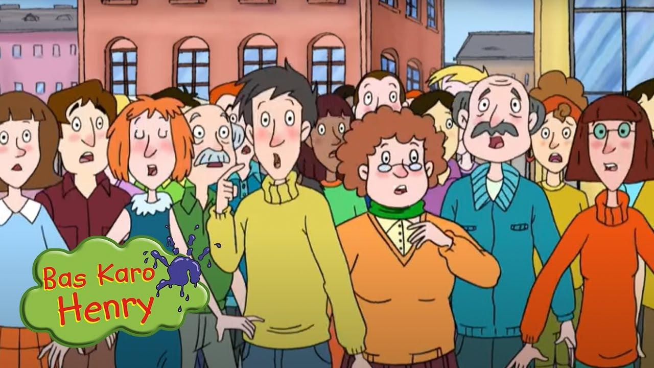 TITLE | Bas Karo Henry | बच्चों के लिए कार्टून | Hindi Cartoons
