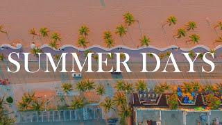 Martin Garrix feat. Macklemore & Patrick Stump of Fall Out Boy - Summer Days [가사번역/한글자막]