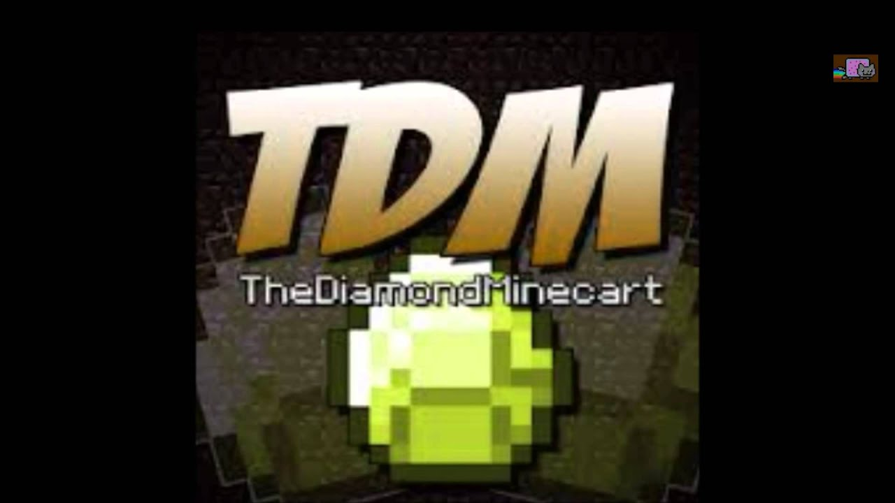 The diamond minecart 39 s theme song youtube - Diamond minecart theme song ...