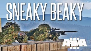 SNEAKY BEAKY - ArmA 3 Stealth Infiltration Mission