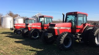 Gary Gieker Farm Estate Auction in Liberty, IL on 11/21/16