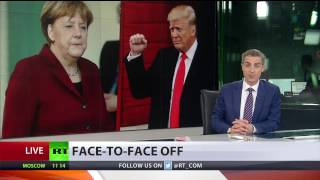 'Might not be her type'  Merkel to meet with Trump for 1st time