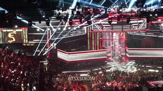 BTS Wins Top Social Artist at the Billboard Music Awards 2018! Fan Cam 180520