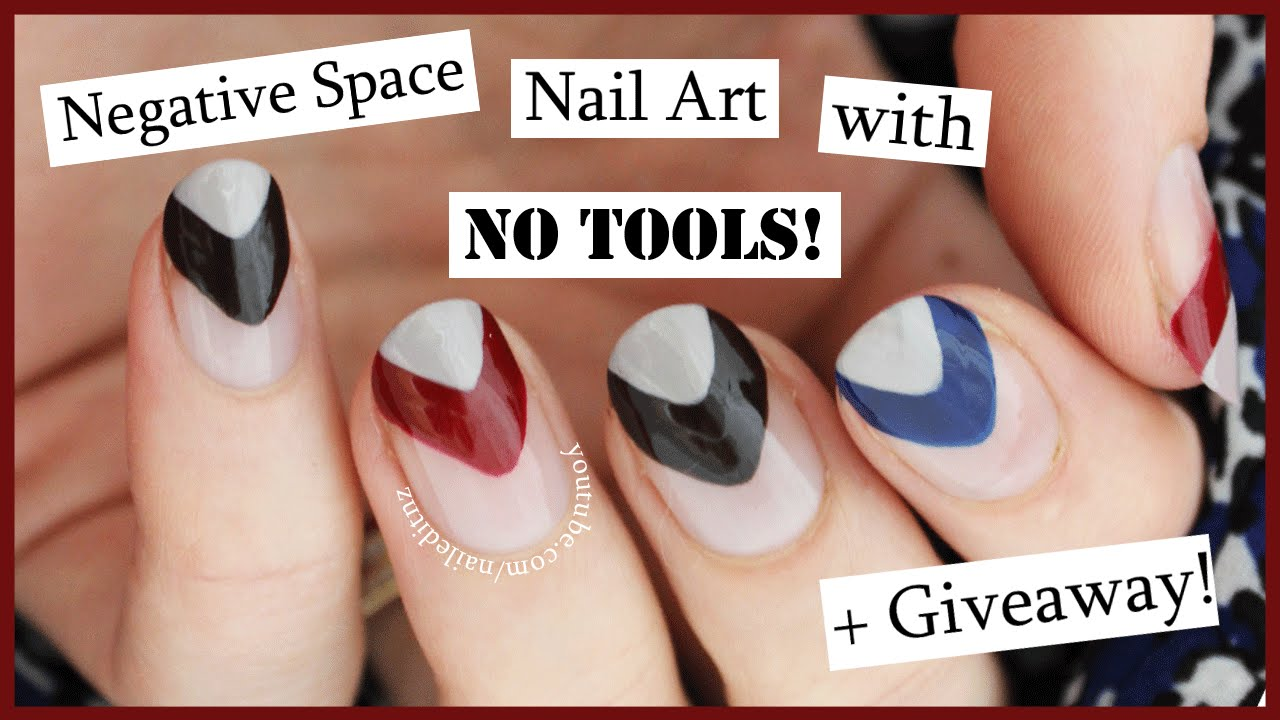 Simple Nail Art With No Tools ~ the best inspiration for design and ...