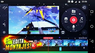 COMMENT EDIT FREE FIRE, FORTNITE, PUBG FROM ANDROID - KINEMASTER!!