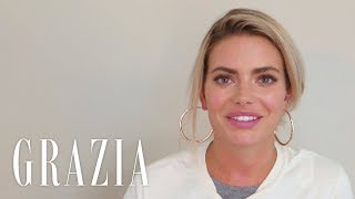 Meghan Barton Hanson Answers Wes Quiz | Grazia UK | #LoveIsland