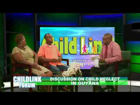 ChildLink Forum: Discussion on Child Neglect in Guyana