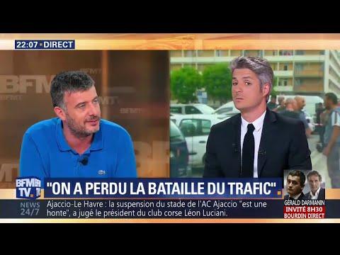 """Commando à Marseille: """"des équipes structurées de malfaiteurs"""" en charge de trafic de stupéfiants?"""