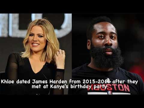 kardashian dating history