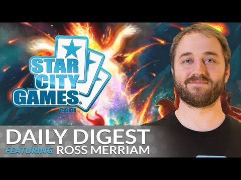 Daily Digest: G/R Aggro with Ross Merriam [Modern]