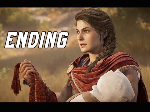 Download ENDING - ASSASSIN'S CREED ODYSSEY BLOODLINE Walkthrough Part 4 (Episode 3 Legacy of the First Blade)