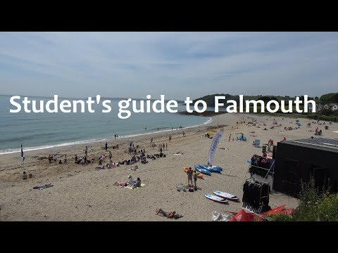 Student's guide to Falmouth