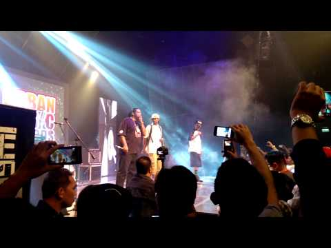 Wave 89.1FM Urban Music Awards feat Bone Thugs