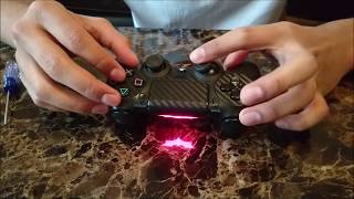 How to Fix PS4 Controller Thumbsticks Not Moving/Sprinting L R **READ DESCRIPTION**