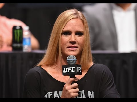 UFC 194: Q&A with Holly Holm