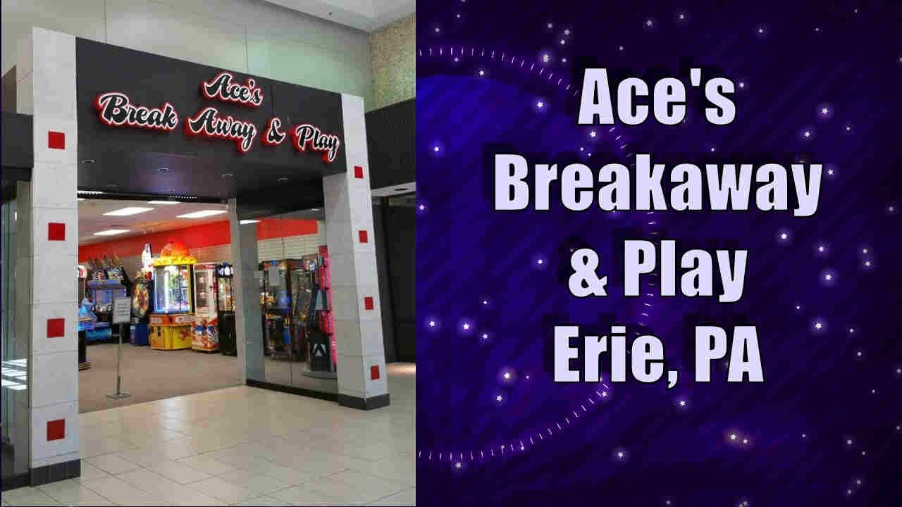 Aces Breakaway Play Arcade Tour November 2016 In The Millcreek