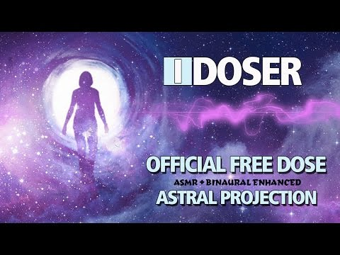 iDoser FREE Binaural Brain Dose: Astral Projection Induction