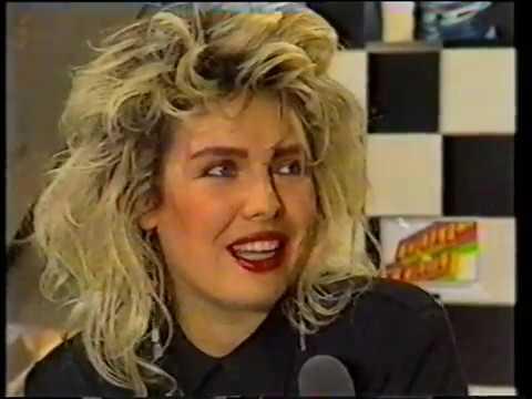 Kim Wilde   Touch + Schoolgirl + int @ Countdown, 1986 mp3
