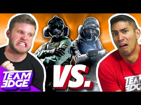 Rainbow Six: Siege Shields Only Challenge! |