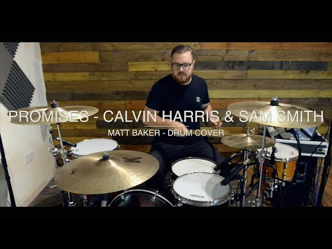Promises - Calvin Harris & Sam Smith drum cover