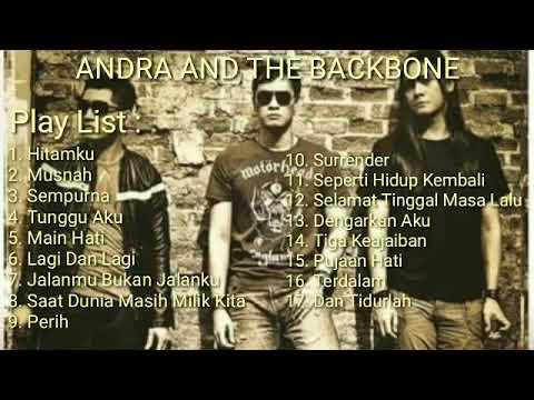 Andra And The Backbone ( Full Album ) Best Album