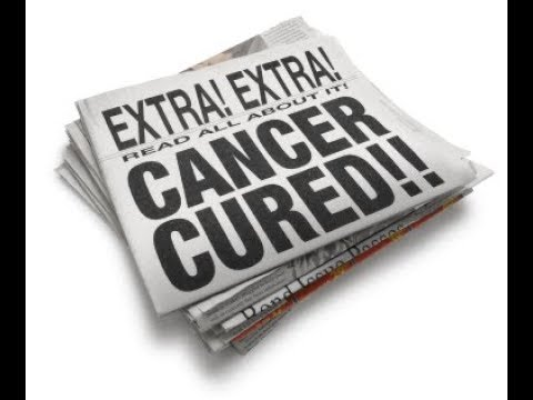 Chemotherapy, drugs, medication, surgery and radiation do not cure cancer or any other disease