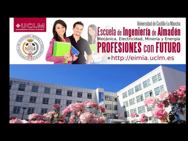 3-Jornada de Puertas Abiertas de la EIMIA - Oferta academica
