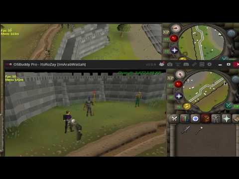 OSRS:Dropping An AGS At Grand Exchange Troll