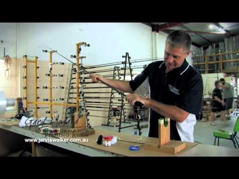 How to - Build a fishing rod - Part 1 from YouTube · High Definition · Duration:  7 minutes 20 seconds  · 714.000+ views · uploaded on 18.05.2011 · uploaded by fishingworld