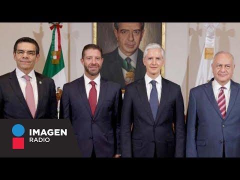 """La """"familia real"""" de los Ruiz Massieu, en opinión de Francisco Zea"""