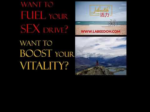 Fuel Your Sex Drive - Boost Vitality - Get it Today!