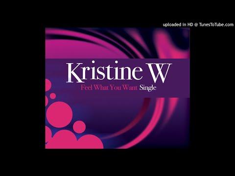 Kristine W - Feel What You Want(Original Dub)