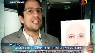 EXCLUSIVO | César Ramos: habla el amigo coacusado del presidente Vizcarra