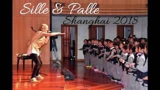 "Sille & Palle - ""The biggest band in town"" tour - Shanghai 2018"