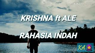 lagu perselingkuhan | lagu galau | krishna ft ale - rahasia indah