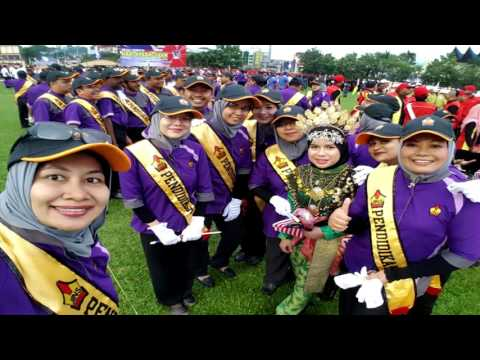 Perbarisan Hari Kebangsaan 2016 Peringkat Negeri Sembilan