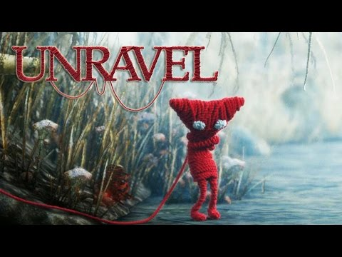 Let`s play Unravel
