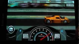 Drag Racing NEW (v1.6) android app level 7 Gumpert Apollo Sport