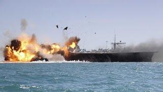 Вот почему авианосцы США не подплывают близко к Сирии...